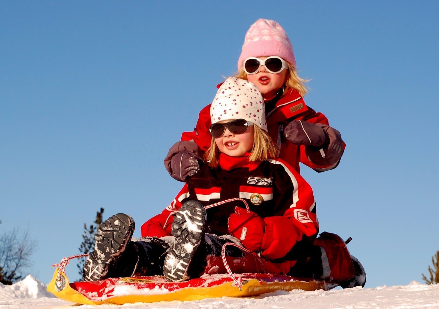 Ubezpieczenie na narty dla dziecka