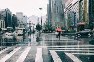 Bezpieczeństwo drogowe w Chinach