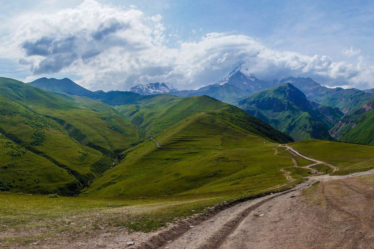Ubezpieczenie w góry Gruzji (Kazbek, Tetnuldi, Laila)