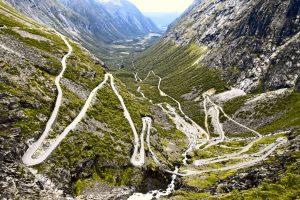 Jak podróżować po Norwegii?