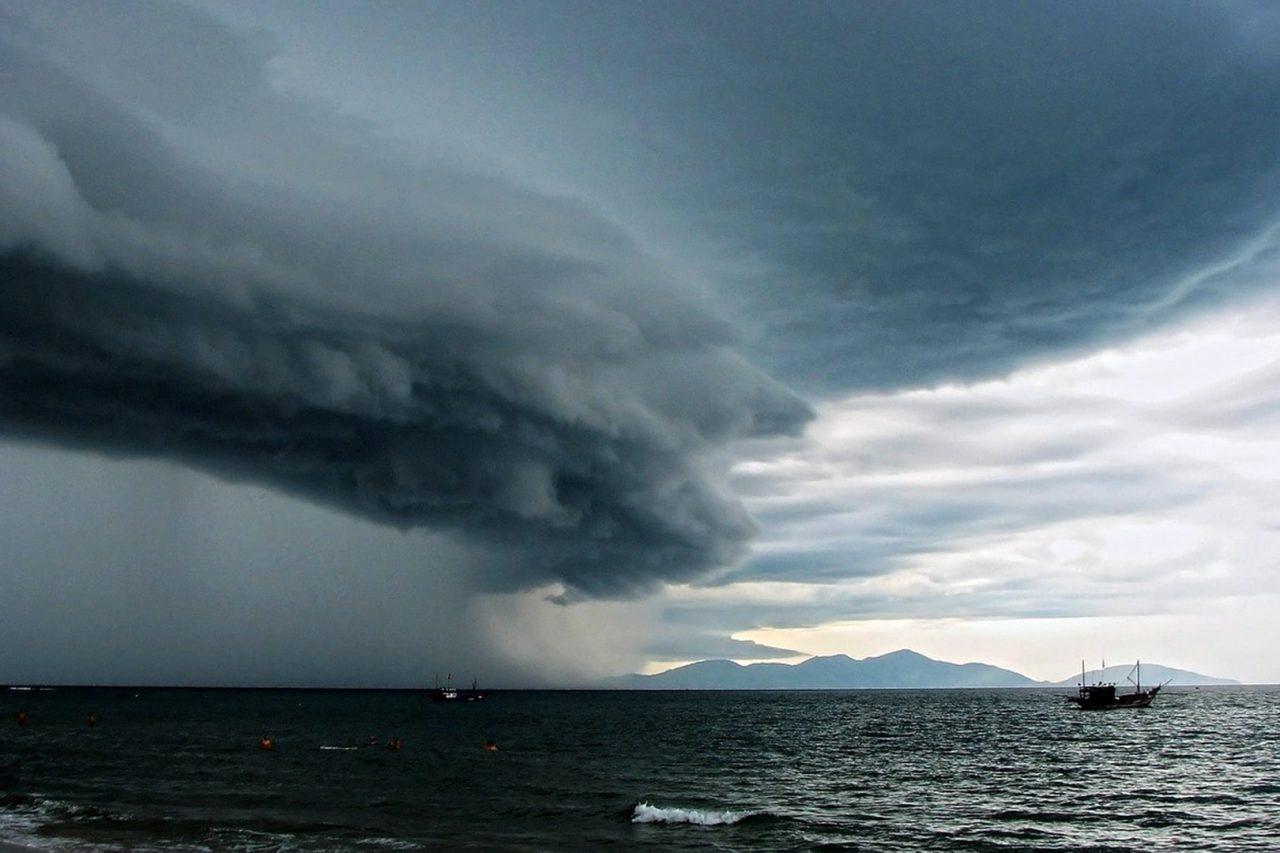 Klimat Wietnamu - tajfuny i monsuny