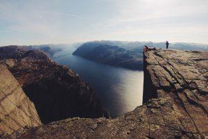 OC w Norwegii.