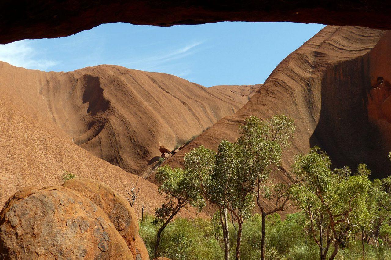 W środku australijskiej głuszy – Outback w Australii