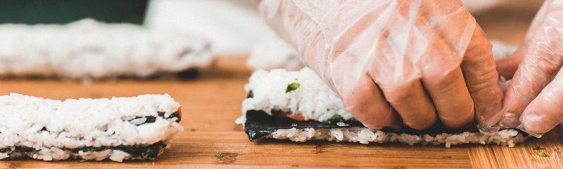 Koreańskie sushi