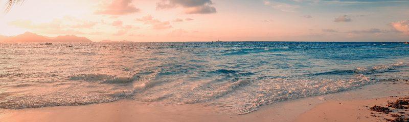 Plaża w Beau Vallon