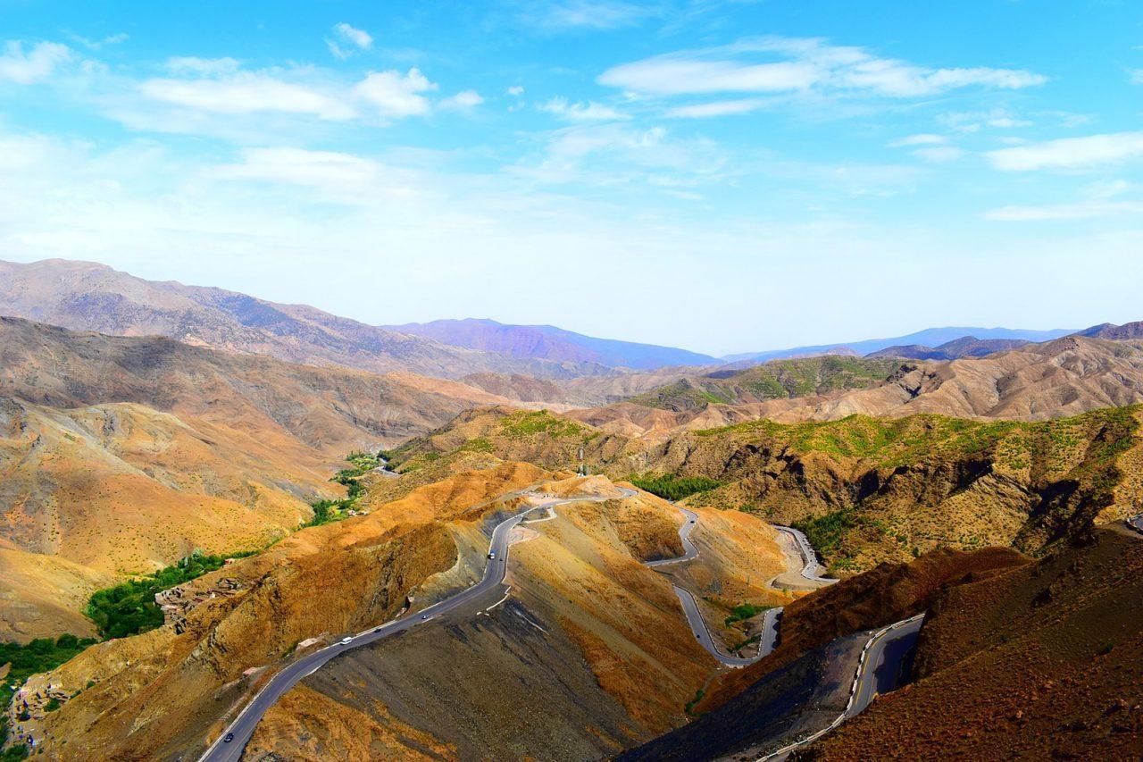 Maroko - Trekking w górach Atlasu