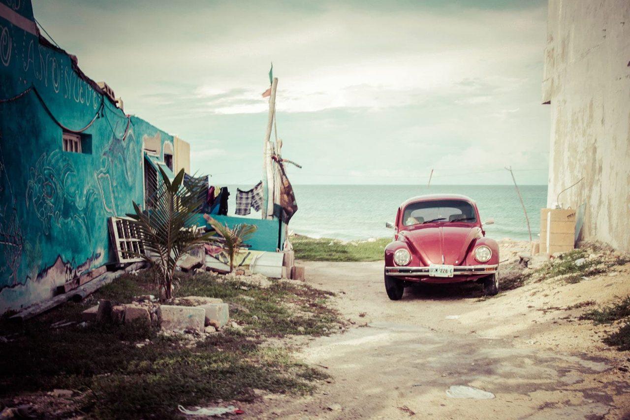 Kolorowy Meksyk i Jukatan