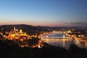 Budapeszt by night