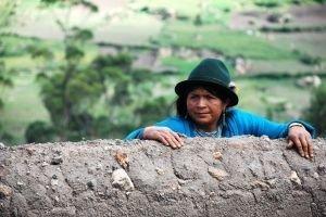 Ekwadorska kobieta