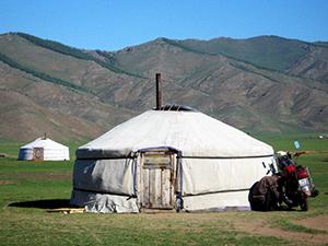 mongolia namiot
