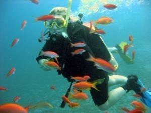 nurkowanie na Kanarach