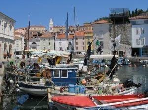 port w Piran