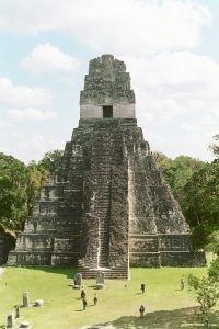 Świątynia Tikal